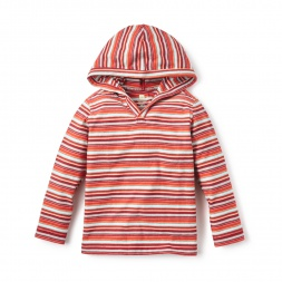 San Juan Happy Hoodie for Little Boys | Tea Collection