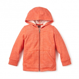 Blue Explorador Zip Hoodie for Boys | Tea Collection