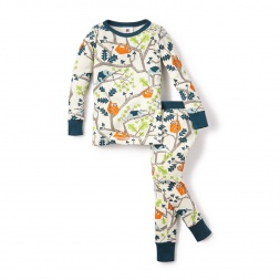Tree Mates Pajamas for Boys | Tea Collection