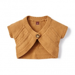Dulce de Leche Cardigan for Girls | Tea Collection