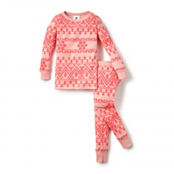 Little Girls Pequeno Alpamayo Pajamas | Tea Collection