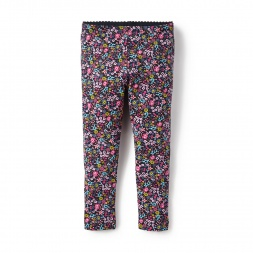 Girls Flor Bonita Leggings | Tea Collection