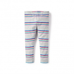 Striped La Paz Leggings for Girls | Tea Collection