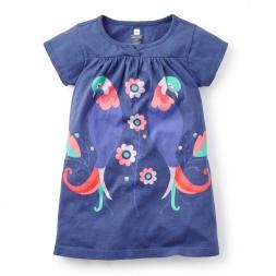 Paloma Graphic Dress