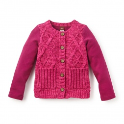 Estancia Cardigan | Tea Collection