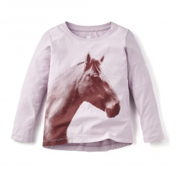 Caballo Precioso Graphic Tee | Tea Collection