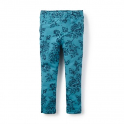 Rose Skinny Minny Pants | Tea Collection