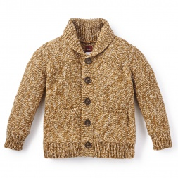 Chaco Shawl Collar Cardigan | Tea Collection