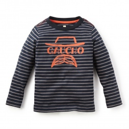 Gaucho Graphic Tee | Tea Collection