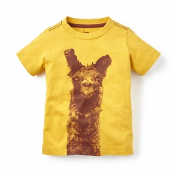 ?Que Pasa Llama? Graphic Tee | Tea Collection