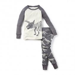 Dinosaurio Pajamas for Little Boys | Tea Collection