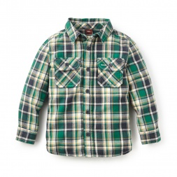 Cerro Galan Flannel Shirt | Tea Collection
