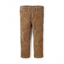 Corduroy Playwear Pants | Tea Collection