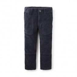 Corduroy Playwear Pants | Tea Collection