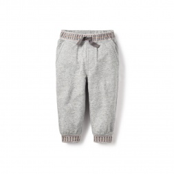 Trinidad Cuffed Baby Pants for Boys | Tea Collection