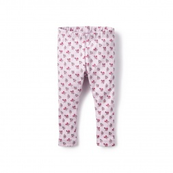 Florecitas Baby Leggings | Tea Collection