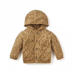 Estancia del Niño Cardigan | Tea Collection