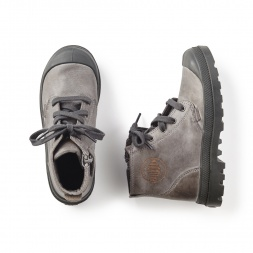 Palladium Pampa Hi Leather Zip