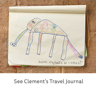 Read Clement's Travel Journal