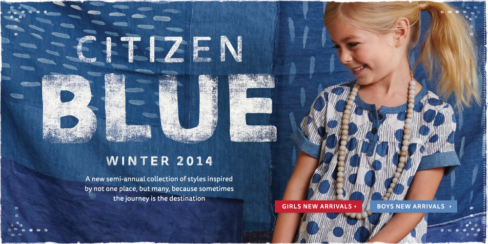 Citizen Blue: A World of Style