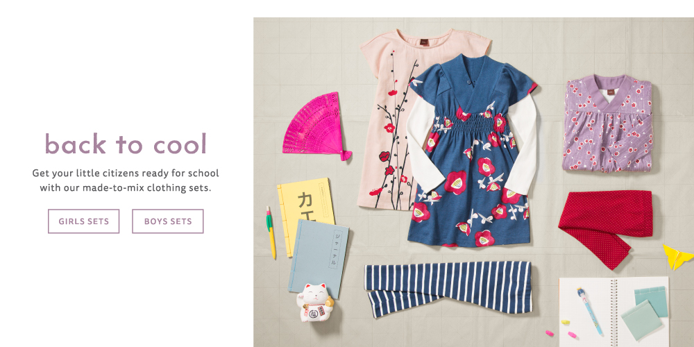 Shop Girls Clothing Sets