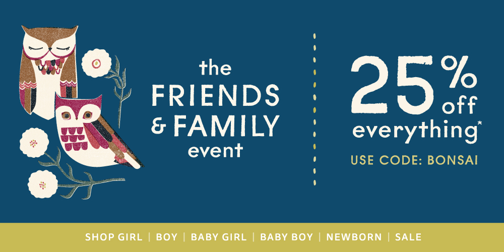 The Friends and Family Event
