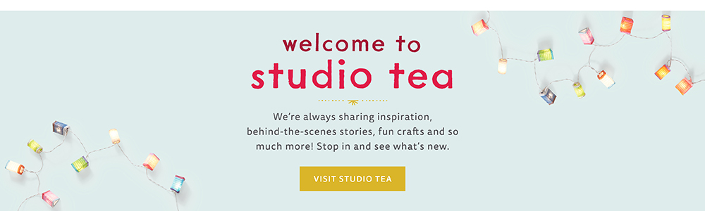Visit Studio Tea
