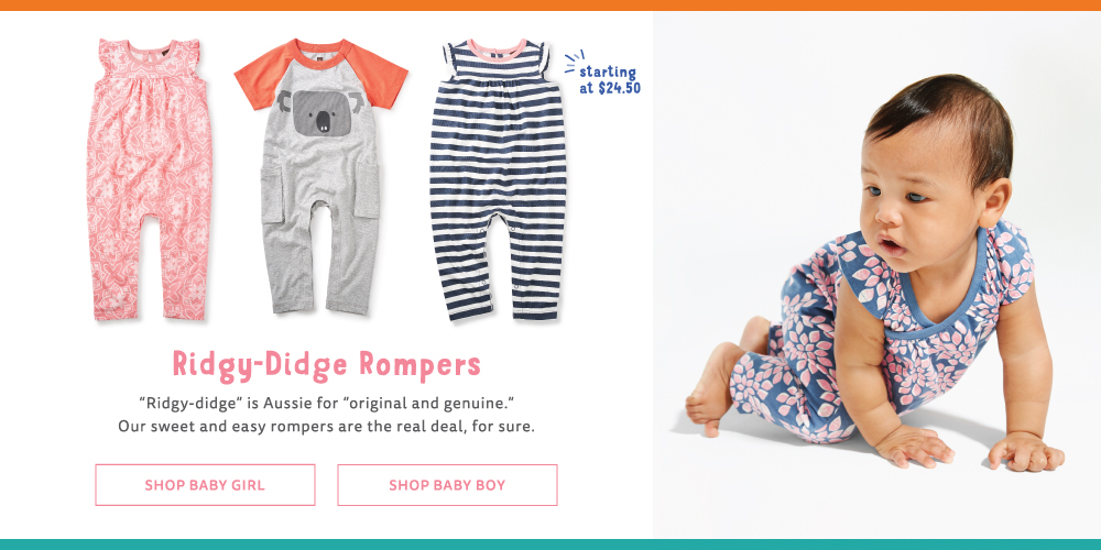 Shop Rompers