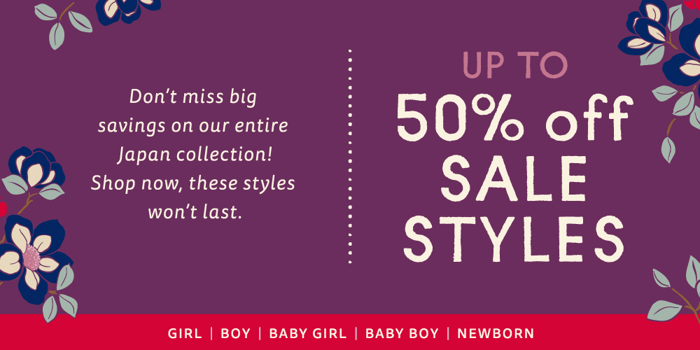 Up To 50% Off Sale Styles