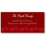 address labels gift tags homespun harvest