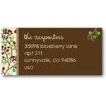 address labels gift tags feathered friends