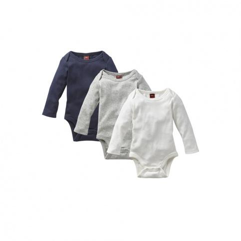 Basically Baby Bodysuit Trio