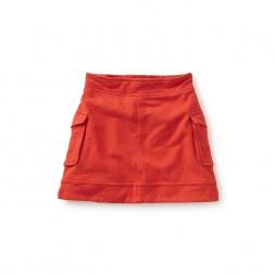 Girls Cargo Skirt