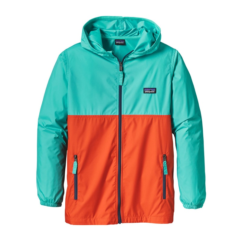 Patagonia Boys Light And Variable Hoodie