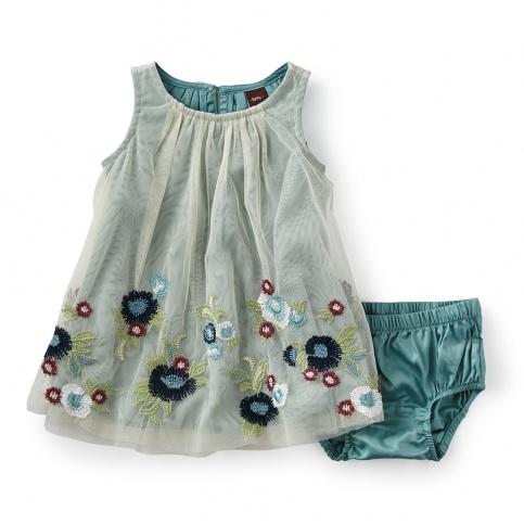 Romantica Roma Tulle Baby Dress
