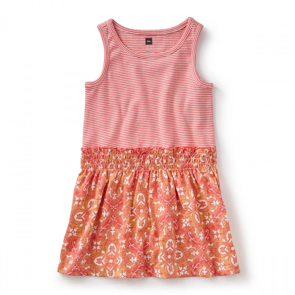 Eleonora Two-Tone Dress