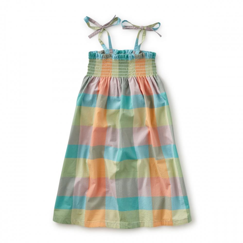 Costiero Shoulder-Tie Dress