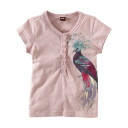 Tea Collection Bird of Paradise Top