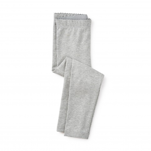Skinny Solid Leggings | Tea Collection