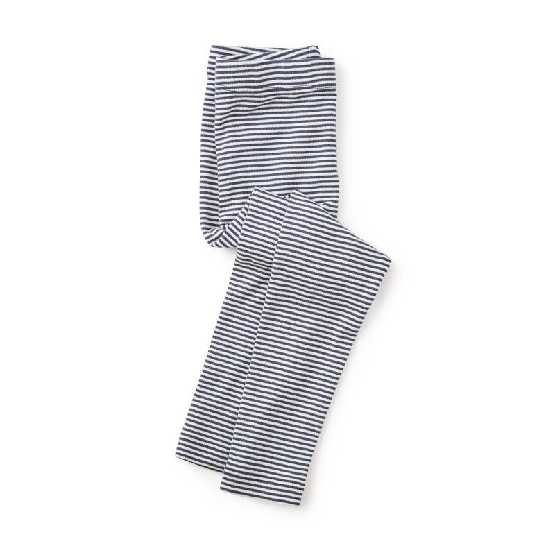 Seaworthy Stripes Leggings for Girls   Tea Collection