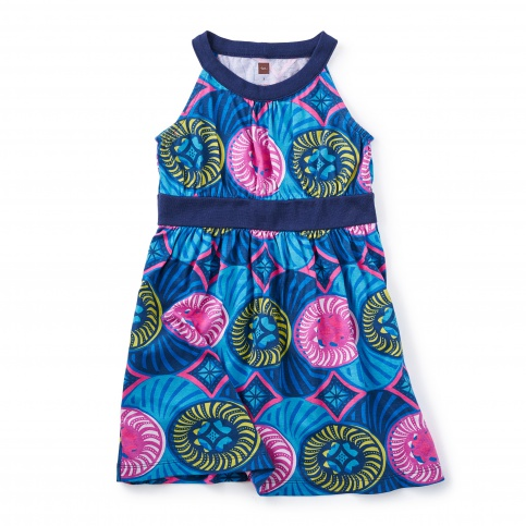Nigeria Banded Dress