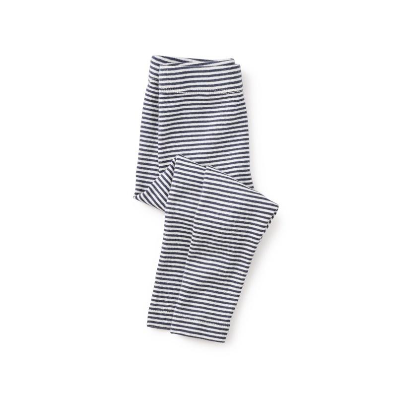Stripe Baby Leggings for Girls | Tea Collection