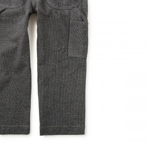 Denim Like Carpenter Pants