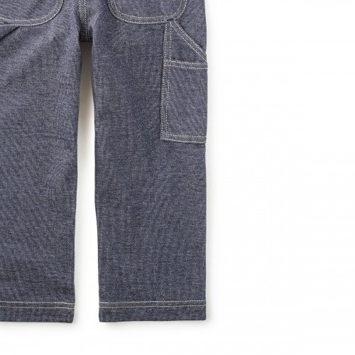 Denim Like Carpenter Pants