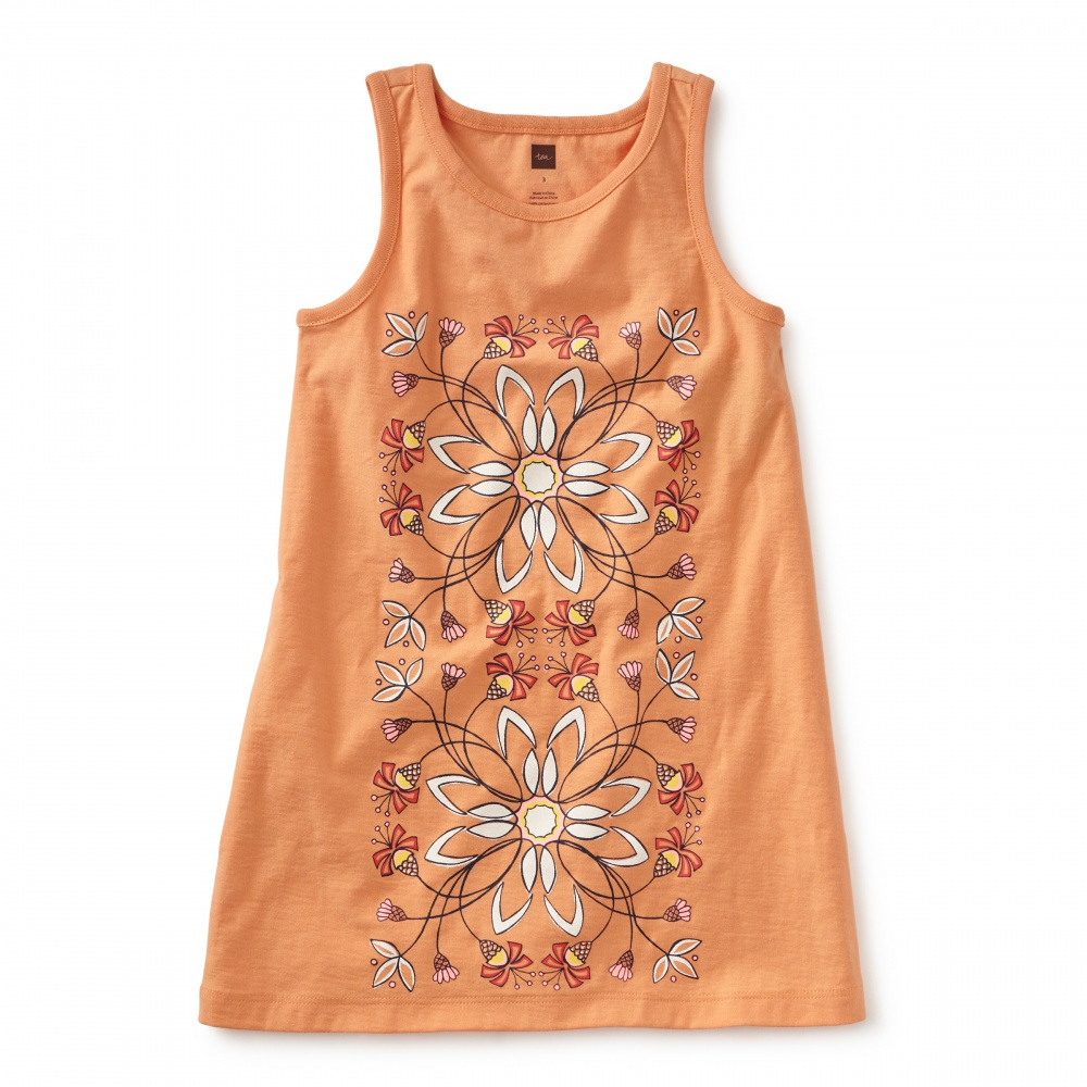 Giardino d'Amalfi Graphic Dress
