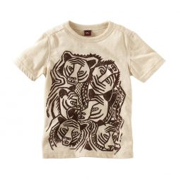 Tea Collection Tiger Jungle Tee
