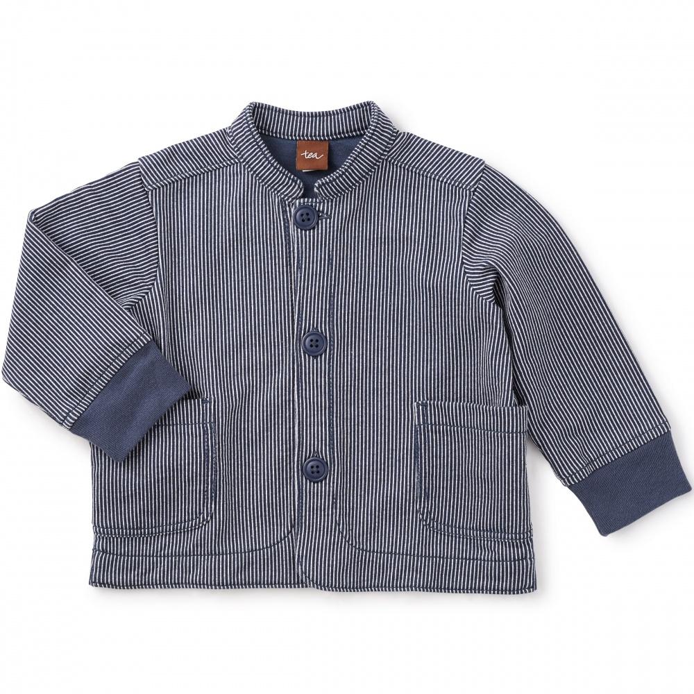 Railroad Stripe Jacket
