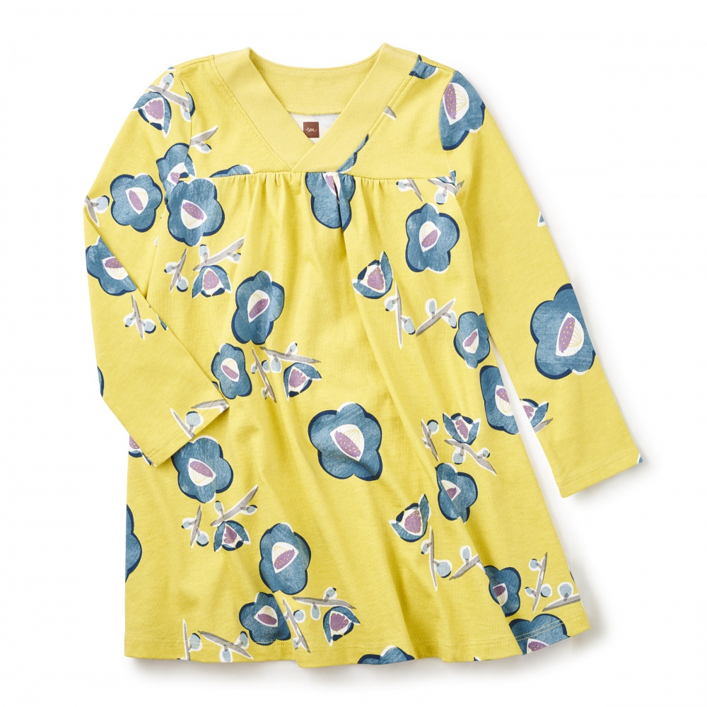 Miki Trapeze Dress