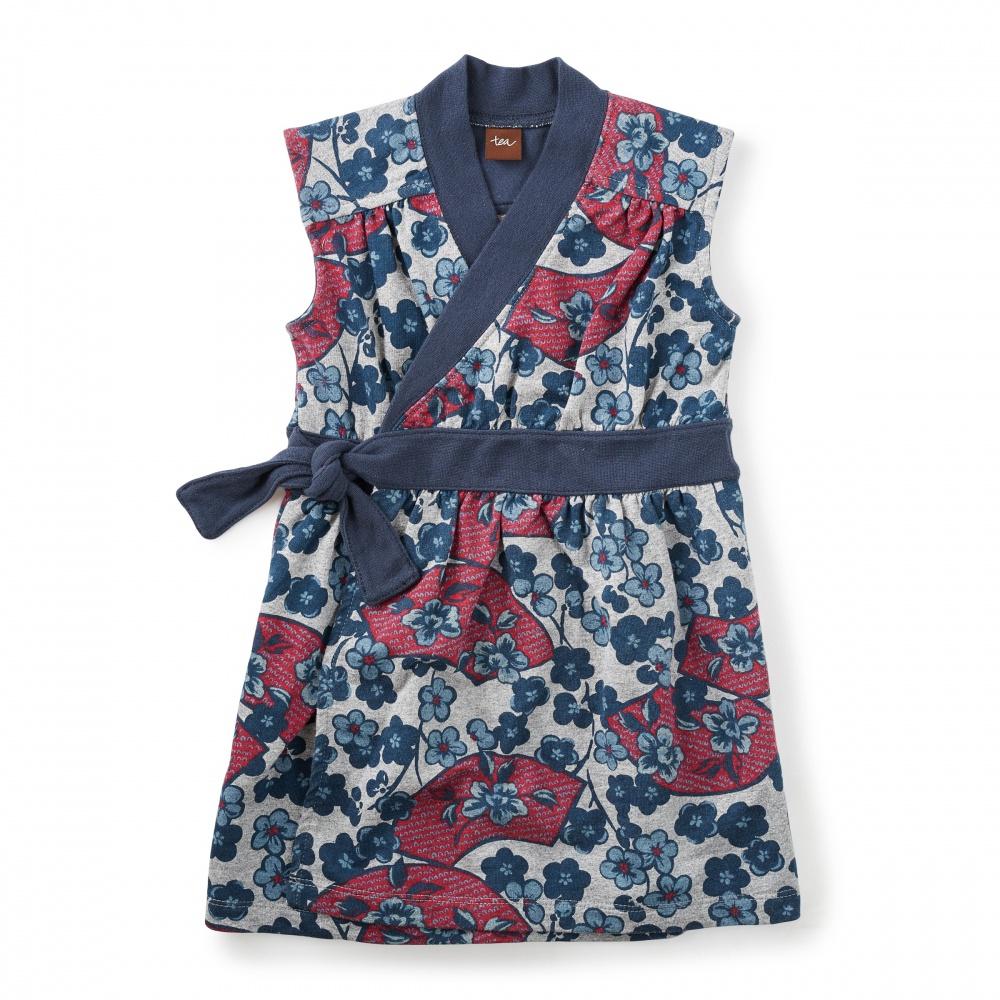Taki Wrap Dress