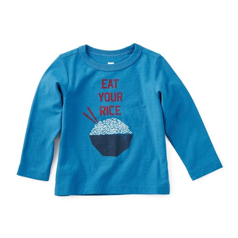 Rice Graphic Tee